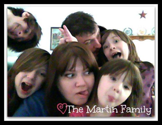 The Martin Family - Cinnamon Hollow