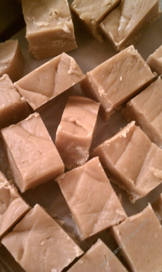 5 Minute Can't Fail Peanut Butter Fudge recipe