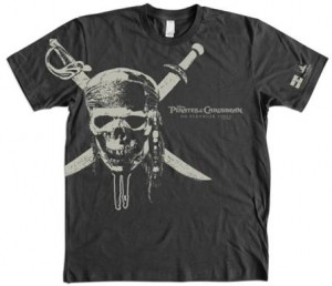 Pirates of the Caribbean: On Stranger Tides T-Shirt