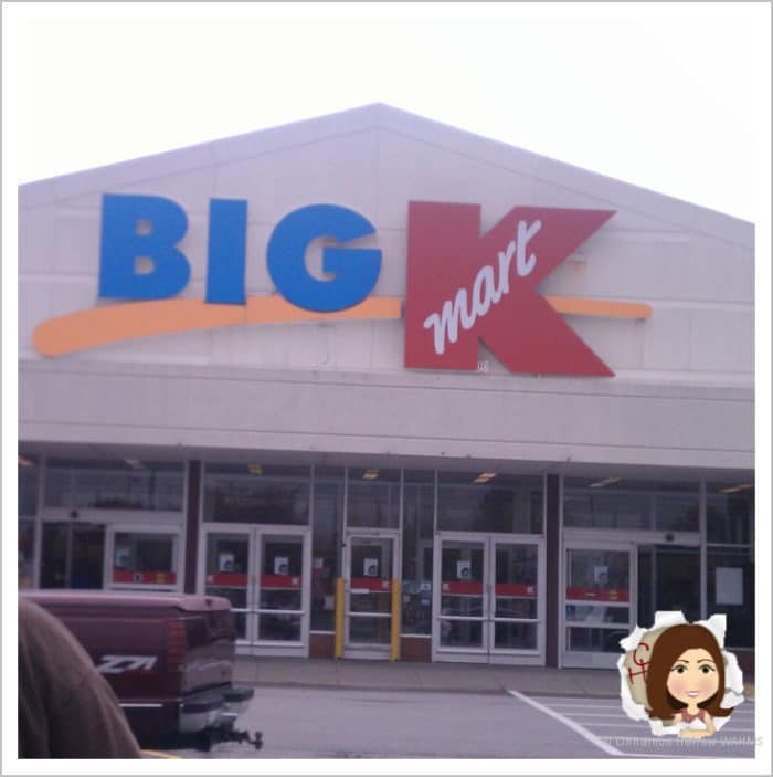 Kmart Halloween 50 ft Party Shopping! #KmartHalloween