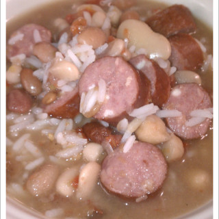 Hillshire Farm Gourmet Creations Sausage Hearty 15 Bean Soup
