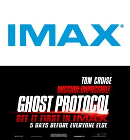 Mission Impossible – Ghost Protocol in IMAX PLUS Movie Trailer!