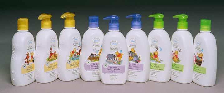 Disney Baby Daily Renewal Naturals Baby Wash Review