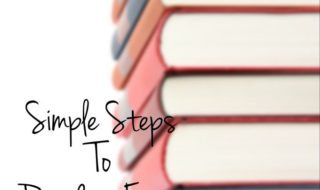 Simple Steps to Reading Faster