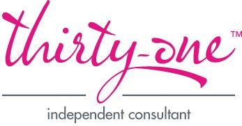 Consultant type logo Its Time To Get My Party! Thirty One Consultant Style!