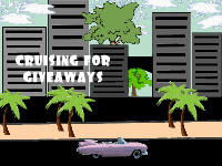 Cruising for #Giveaways Hop!