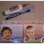 "Sponsor Spotlight 3: Spiffies Cleaning and Teething Wipes and ""I Can Brush"" Gel"