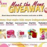 Mompact.com Meet The Moms Giveaway!