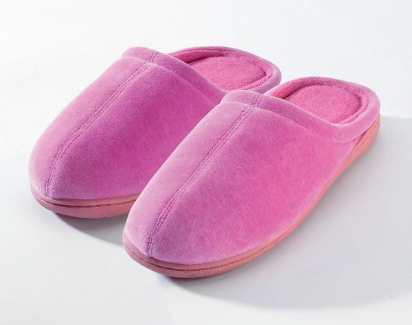 Nature's Sleep Closed Toe Slippers With Memory Foam Review & Giveaway