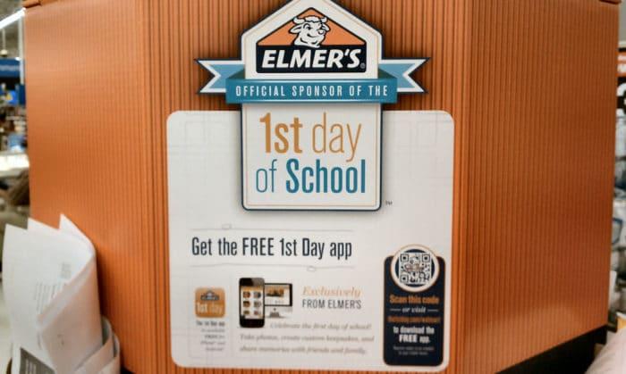 Back To School Supplies With Elmer's #BagItForward