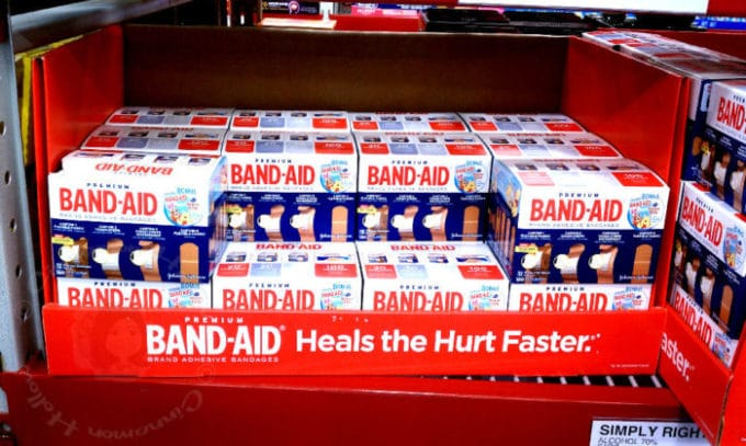 BAND-AID Brand Adhesive Bandages with QUILTVENT Technology #HealthyValue Sams Club