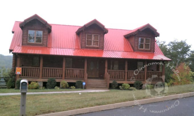 Our Fall Vacation With Fireside Chalets Luxury Cabin Rentals