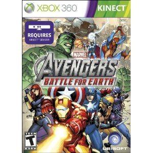Marvel Avengers Battle For Earth