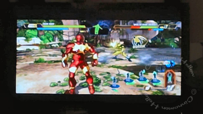 Avengers Battle For Earth XBox 360 Kinect