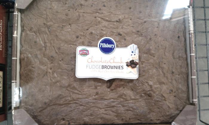 Pillsbury Brownie
