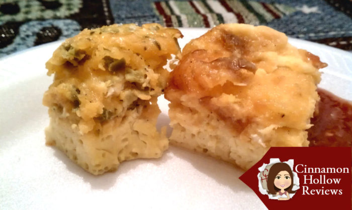 Jalapeno Squares Appetizer Recipe