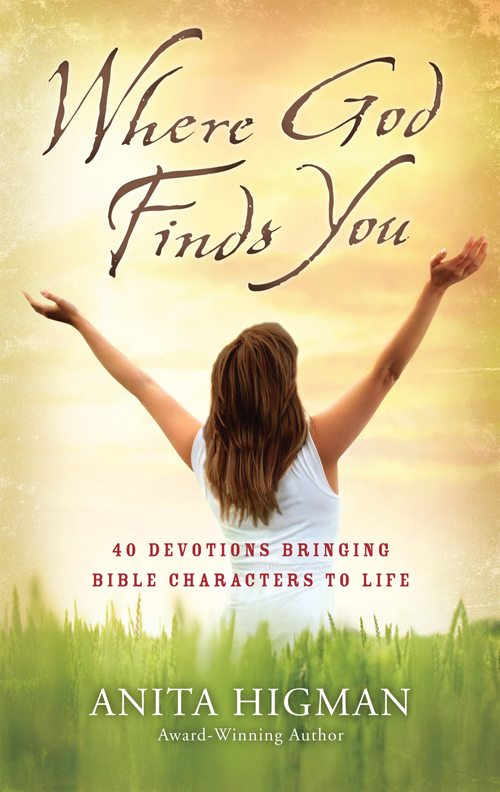 GIVEAWAY EXPIRED – Where God Finds You By Anita Higman Review And Giveaway
