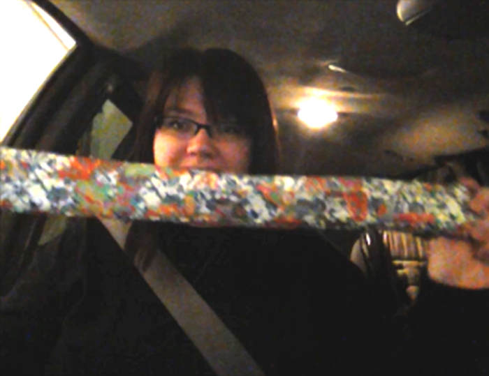 JulesWrap length JulesWrap The Ultimate Seat Belt Sleeve Video Review