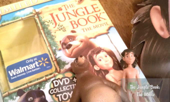 Family Movie Night With The Jungle Book: Rumble in the Jungle