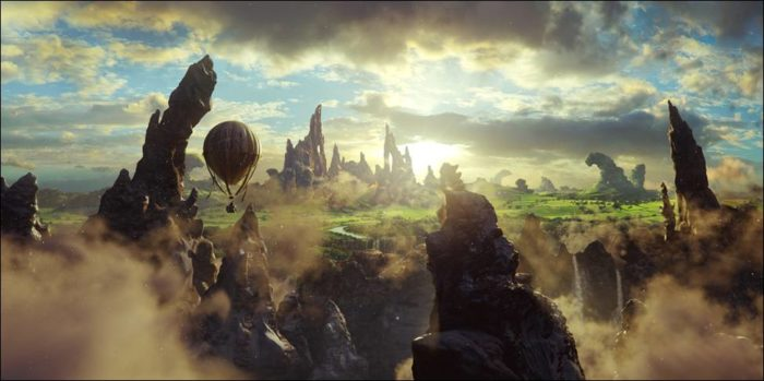 Oz The Great Powerful Oz The Great & Powerful   Extended Clip walt disney