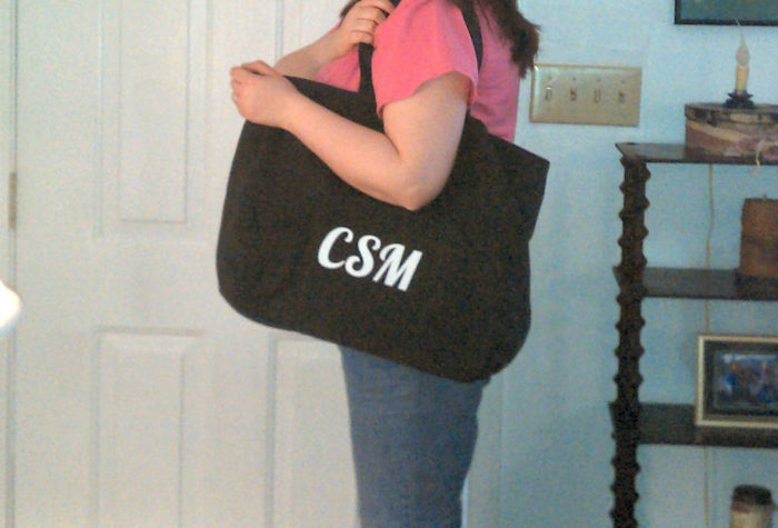 Custom Totes From Small Home Design Etsy Shop