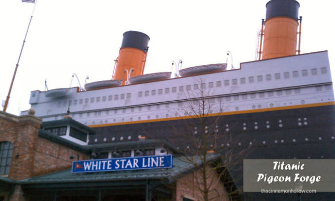 Titanic Pigeon Forge Spring Break Line Up And Family Pass Giveaway!