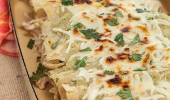 Enchiladas Zuizas
