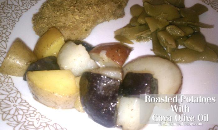 Goya Roasted Potatoes