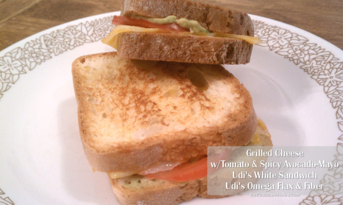 Udis Gluten Free Foods Grilled Cheese Challenge