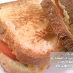 Celebrate National Grilled Cheese Month With Udi's Gluten Free Foods. Recipe!