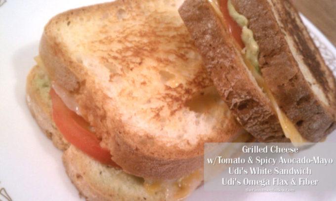 Udis Gluten Free Foods Grilled Cheese Challenge