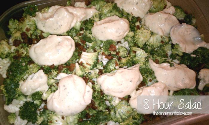 8 Hour Salad
