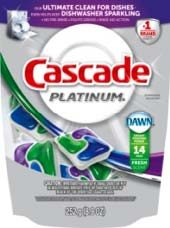New Cascade Platinum Pacs! #MyPlatinum #sponsored