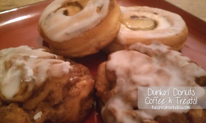 Dunkin Donuts Seasonal Flavors Coffee