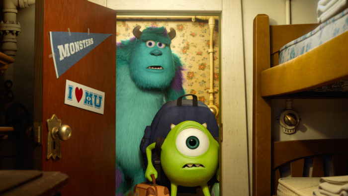 MONSTERS UNIVERSITY – New Video and Clip!!!