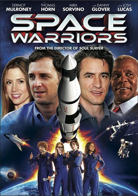 Space Warriors Blu-ray Combo Pack Giveaway! #SpaceWarriors