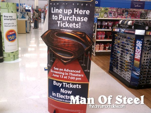 Man Of Steel #SeeSteelFirst