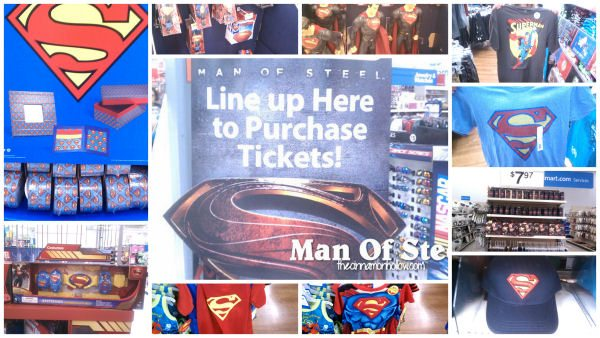 Man Of Steel Collage #SeeSteelFirst