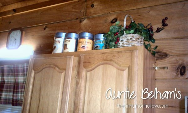"""""""Country Charm"""" Auntie Belham's Cabins"""