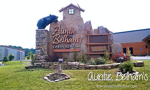 Enjoy The Country Charm At Auntie Belham S Cabin Rentals