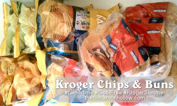 Kroger Chips And Buns