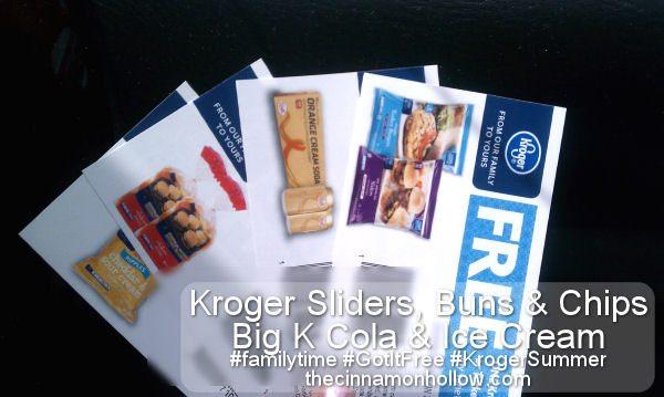 Kroger Foods #krogersummer #gotitfree