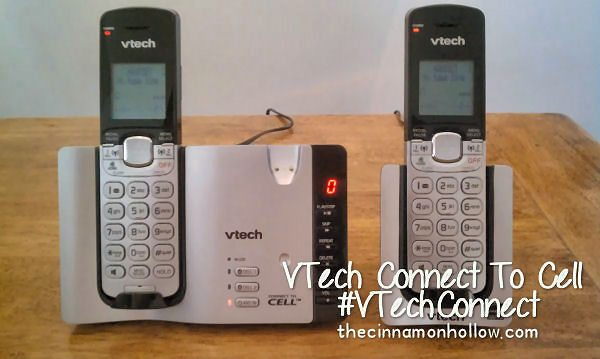 VTech Connect To Cell #VTechConnect