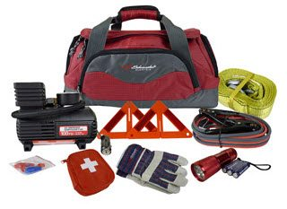 NAIC Tips For Safer Teen Drivers. Auto Safety Kit Giveaway.