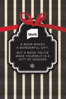 Blurb Holiday Gift Guide 20% Discount!