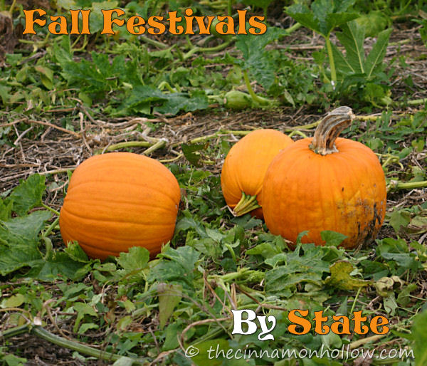 Fall Festivals By State