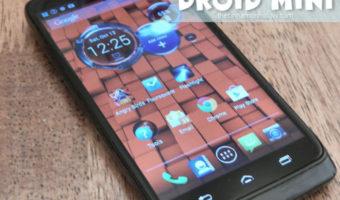 DROID MINI Review