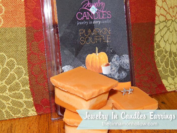 Jewelry In Candles Tarts And Earrings