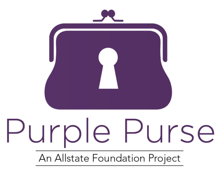 Spread Domestic Violence Awareness With The Allstate Foundation's #PurplePurse