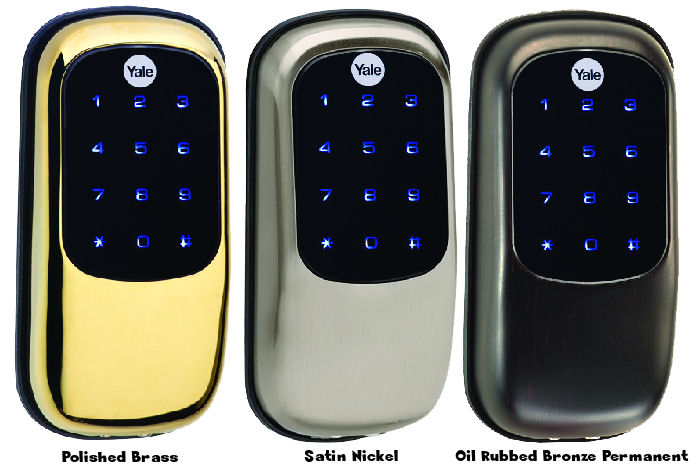 Yale Real Living Key Free Touchscreen Deadbolt Review And Giveaway